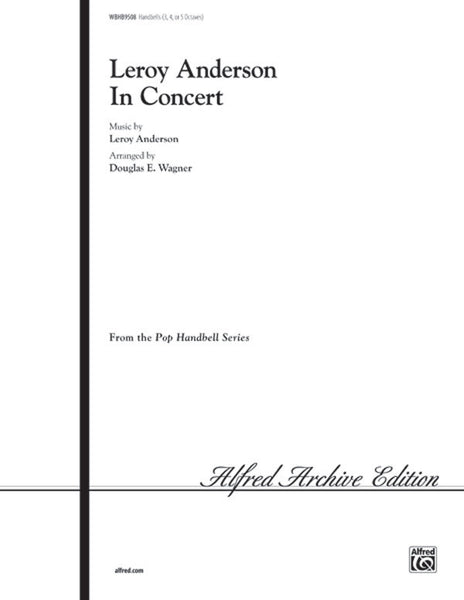 Leroy Anderson in Concert