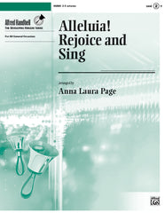 Alleluia! Rejoice and Sing