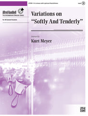 "Variations on ""Softly And Tenderly"""
