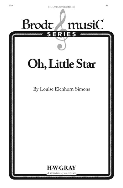Oh, Little Star