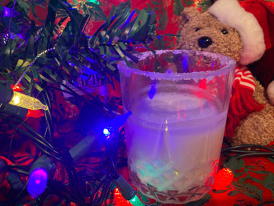 Mr. Frosty: A coconut holiday cocktail