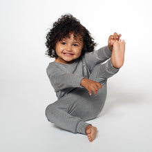 Kids Solid Unisex Romper - Lav and Kush