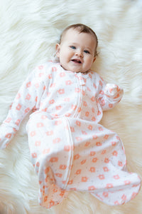 Angelwings Dream Sleeping Bag - Organic Cotton - Lav and Kush