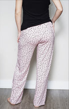 "Ladies printed Pj's -  AKA The ""Comfy"" - Lav and Kush"