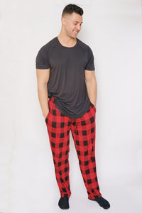 Mens Holiday Pj pant - Nov.20th delivery.