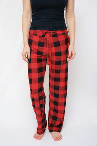 Ladies Holiday PJ Pant - Lav and Kush