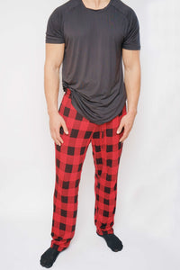 Mens Holiday Pj pant - Lav and Kush