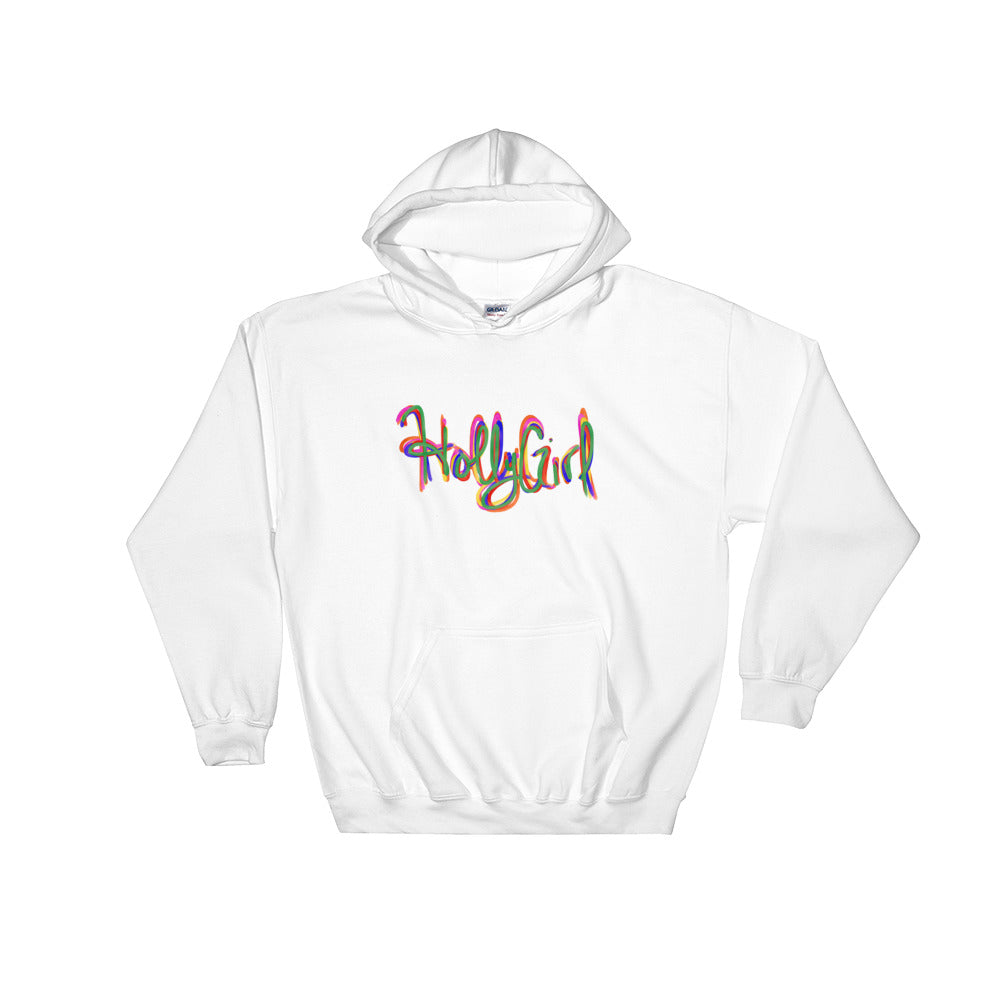 Holly Girl '19 Hooded Sweatshirt
