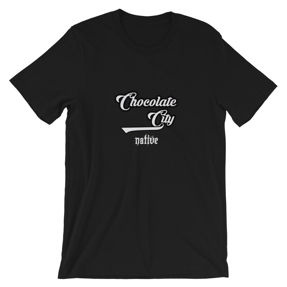 Chocolate City Native (Unisex T)