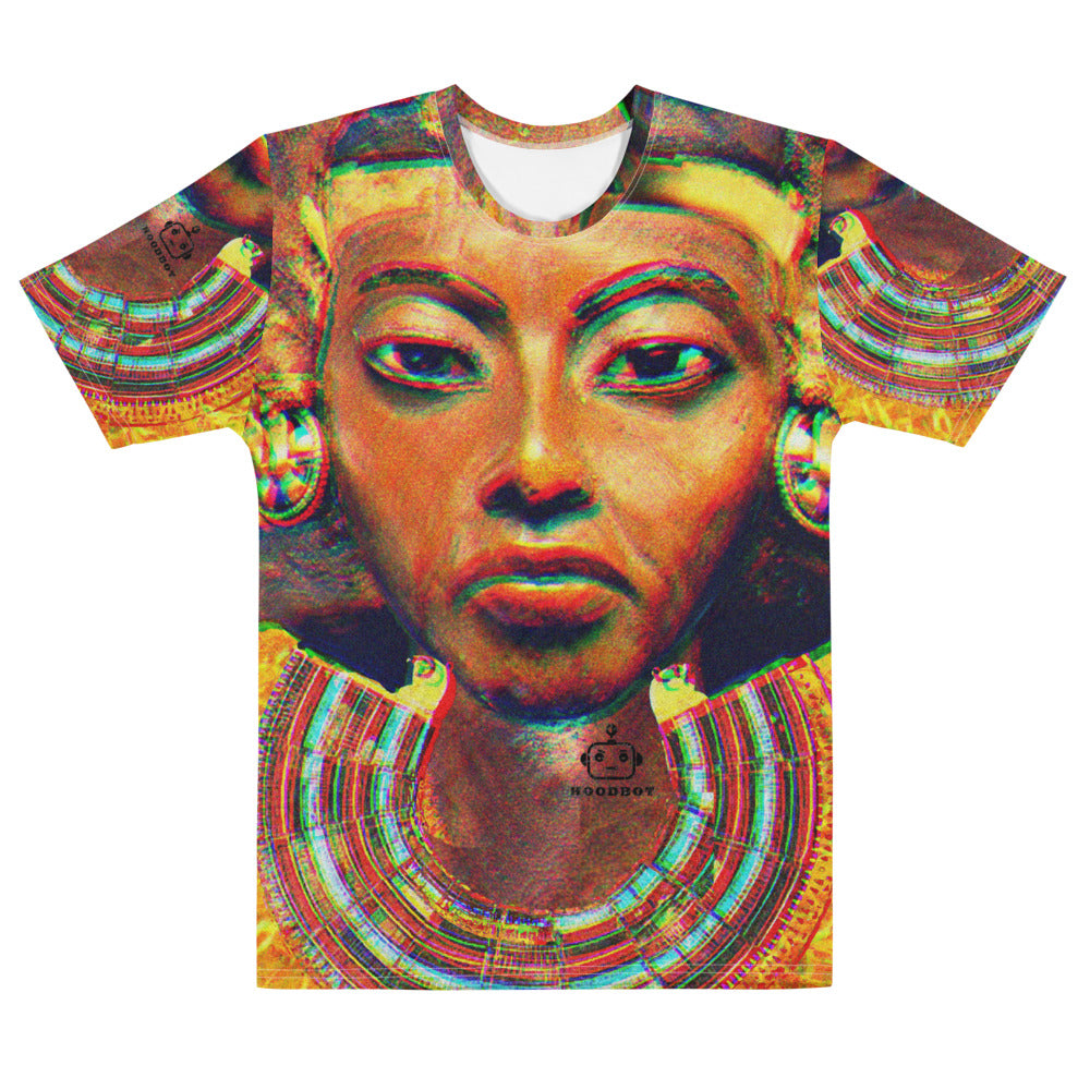 Khamit Queen Tye Men's T-shirt