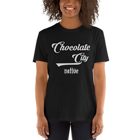 Chocolate City Native Short-Sleeve Unisex T-Shirt