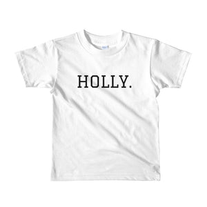 HOLLY. T-Shirt (Youth)