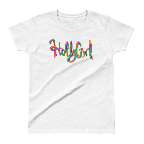 Holly Girl '19 Ladies' T-shirt