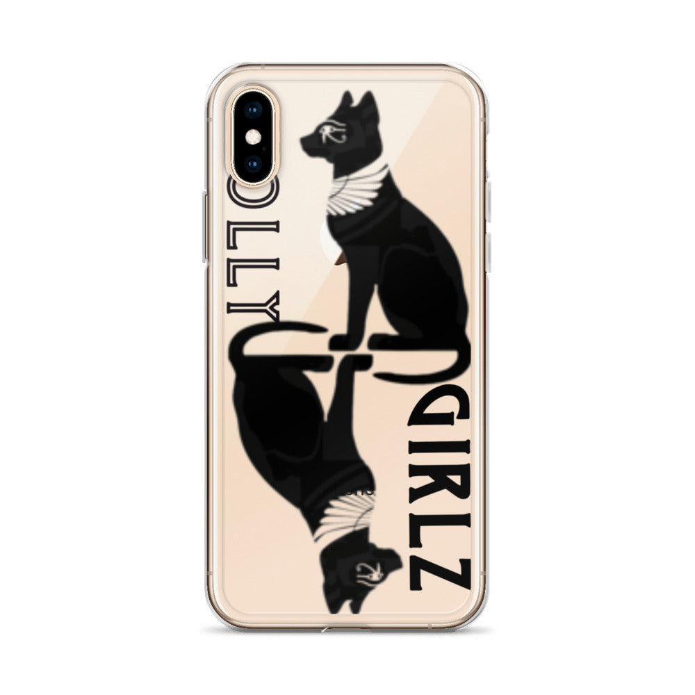 HG Kamit Cat Official iPhone Case