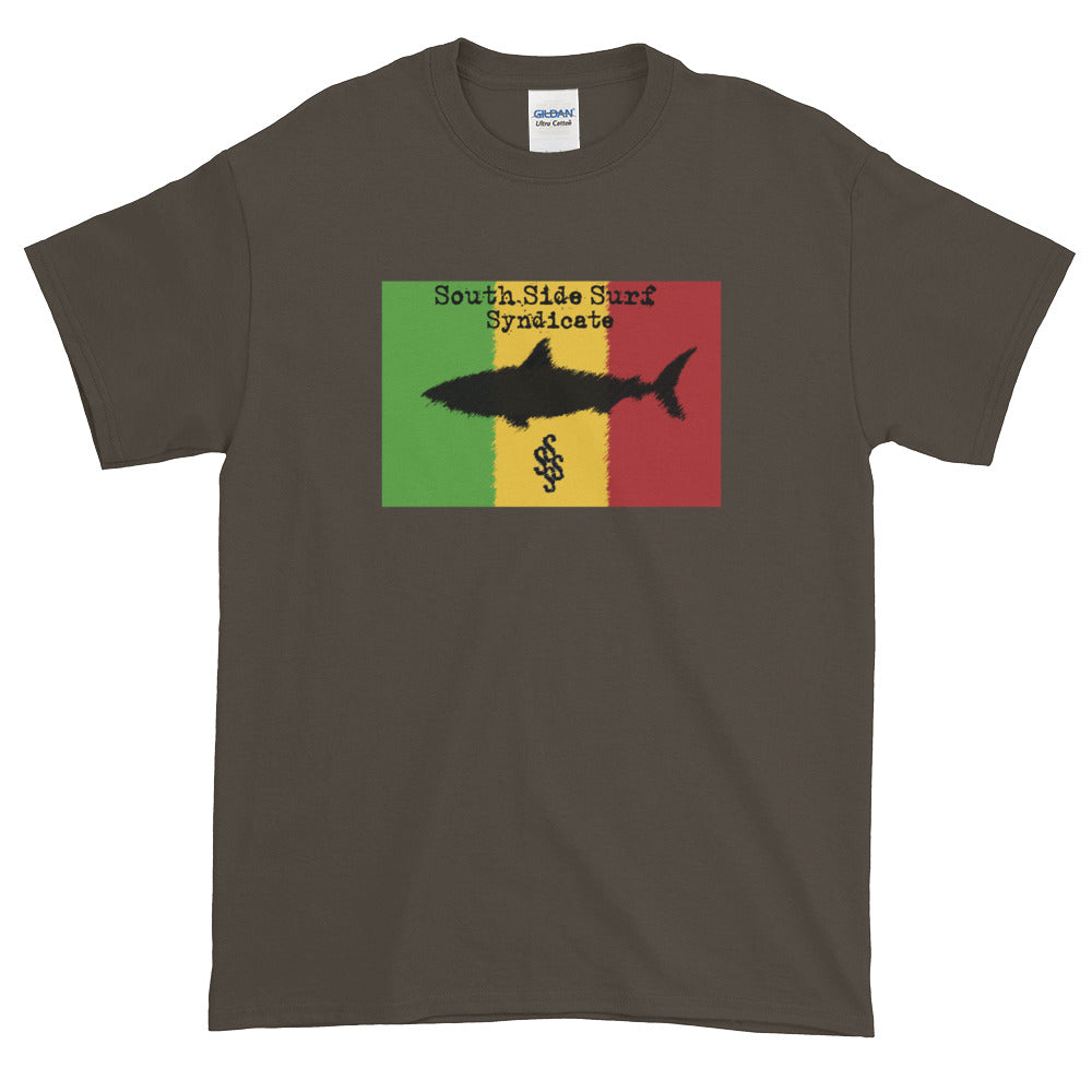 South Side Surf Syndicate Shark T-shirt
