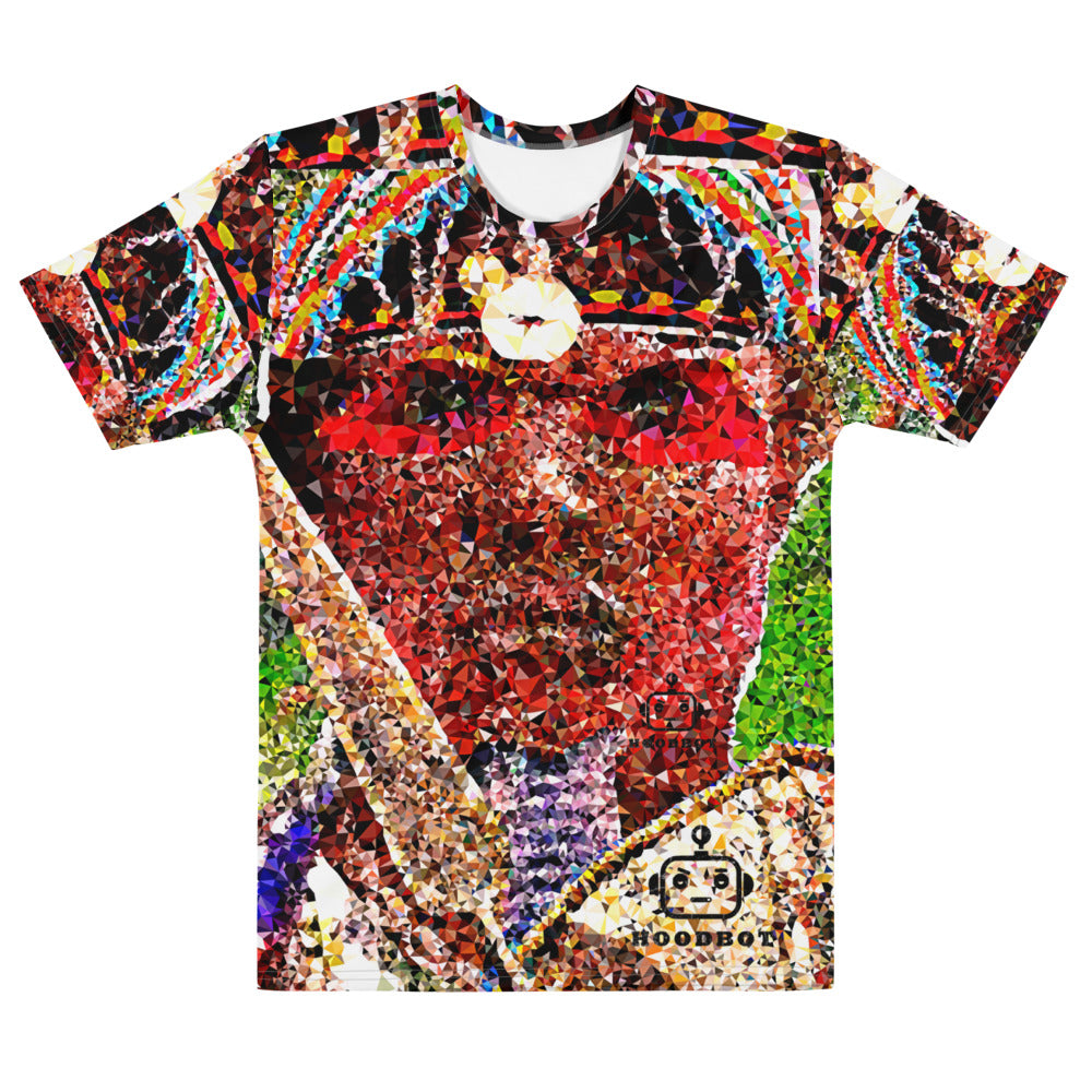 African Warrior (All Over) T-shirt