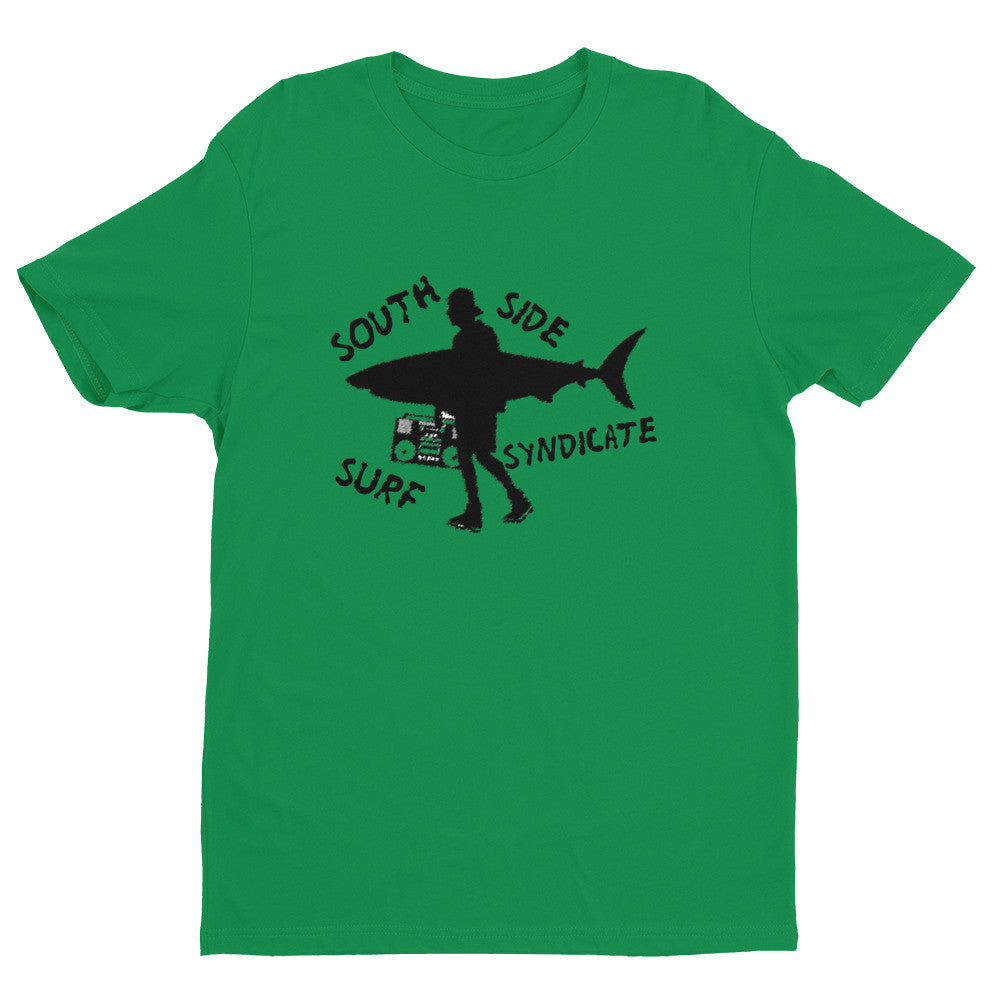 South Side Surf Syndicate Boombox Short sleeve men's t-shirt