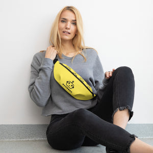 HOODBOT (Yellow) Fanny Pack