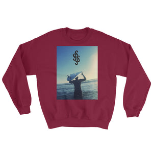South Side Surf Syndicate Wave Walk Sweatshirt