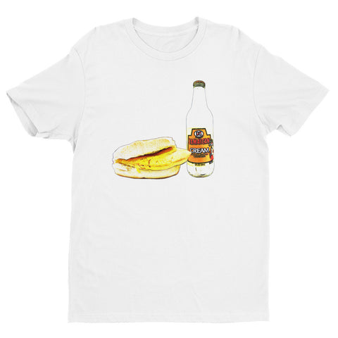 Beef Pattie & Coco Bread Men's T-Shirt