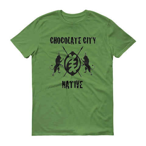 Native: Chocolate City Native T