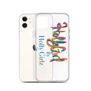Holly Girl 19' iPhone Case