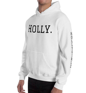 HOLLY. Hooded Sweatshirt (Unisex)