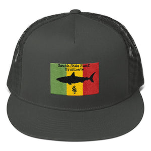 South Side Surf Syndicate SharkCap (Mesh Back) Snapback