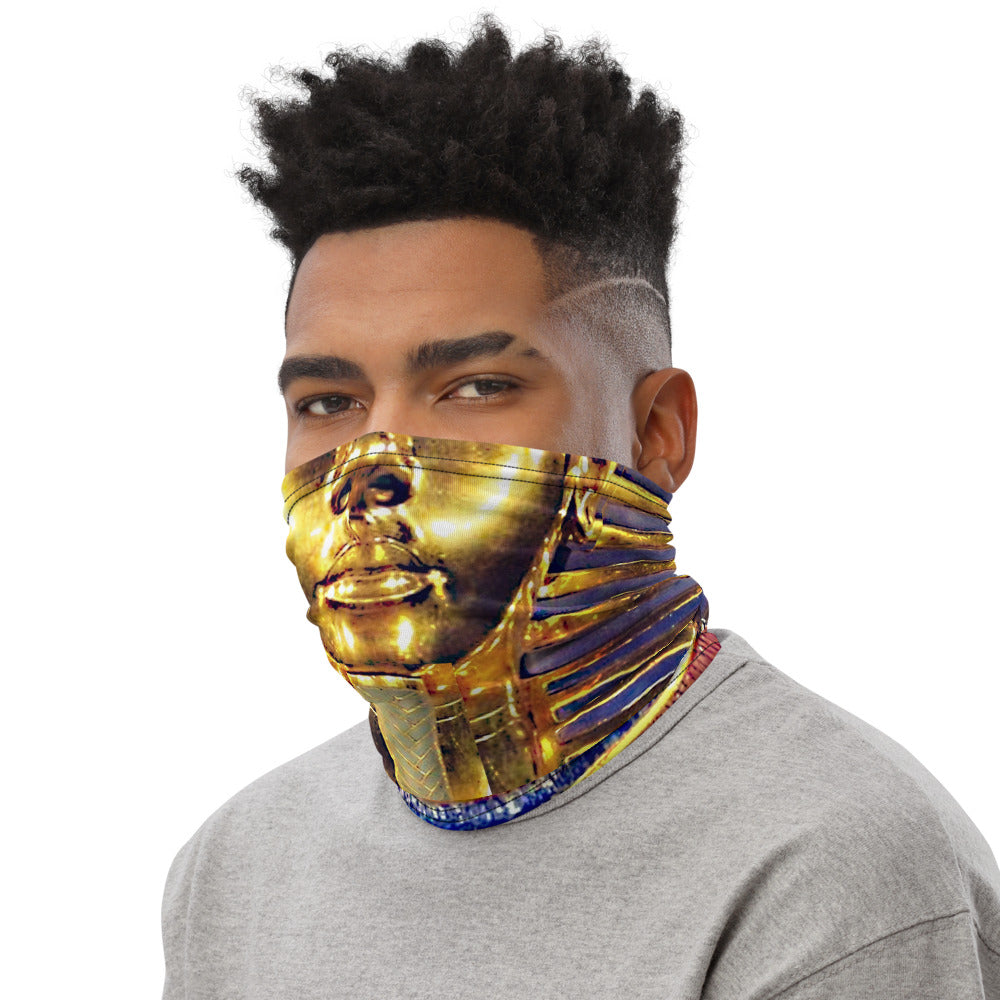KING TUT FACE & Neck Gaiter