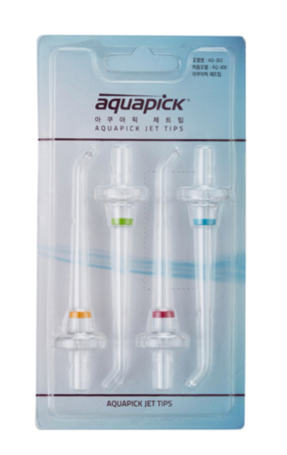 Aquapick - Replacement heads for the AQ-300