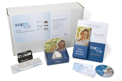 Snap-On Smile Starter Kit - Go! Dental (Aust) Pty Ltd