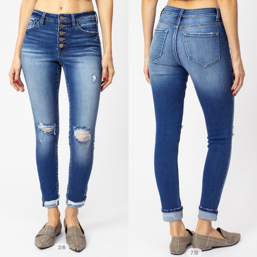 Claire Skinny jeans