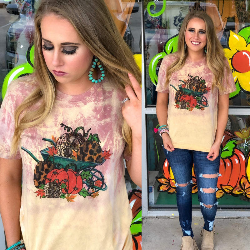 Pumpkin Spice up your life tee