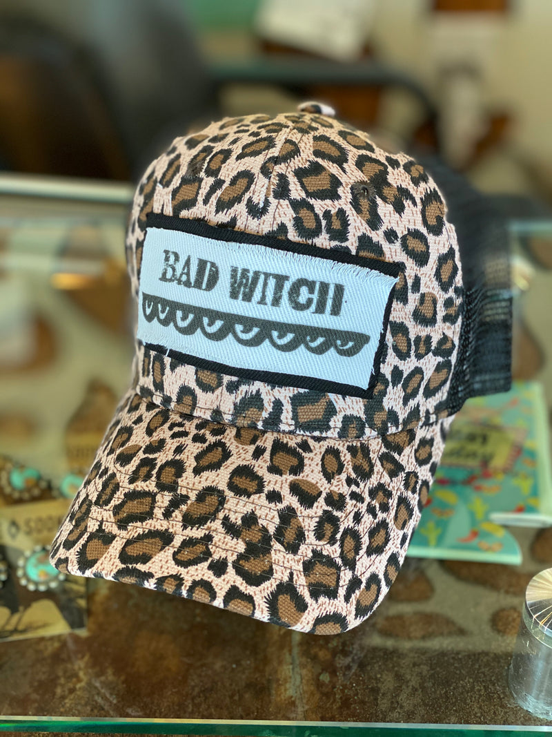 Bad Witch Ball Cap