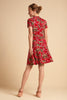 Emmy Dress Tahiti von King Louie in Chili Red