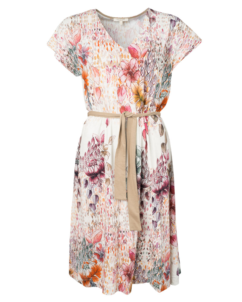Art-Flower Dress von Alma&Lovis