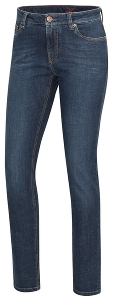 Slim-Jeans Svenja von Feuervogl in Fashion Blue