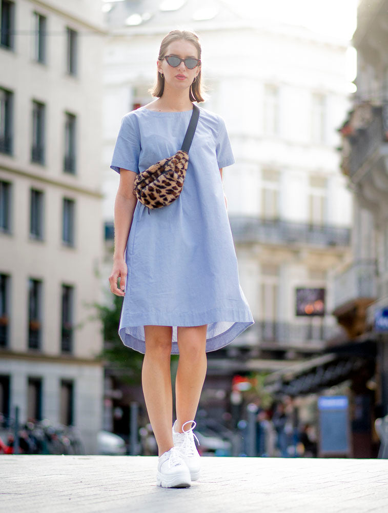 Chambray Dress von Alma&Lovis