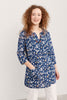Adventurier Tunic Ceramic Blooms von Seasalt Cornwall