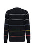 Knit Crew Neck #STRIPES von recolution
