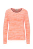 Rib Knit Crew Neck von recolution