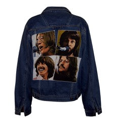 Beatles Denim Jacket