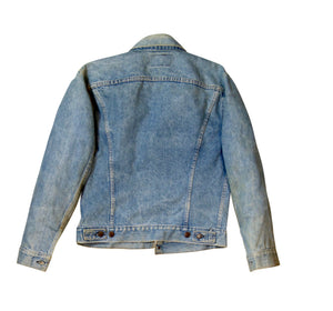 Blue Dreams 1 of 1 Levis Denim Trucker jacket