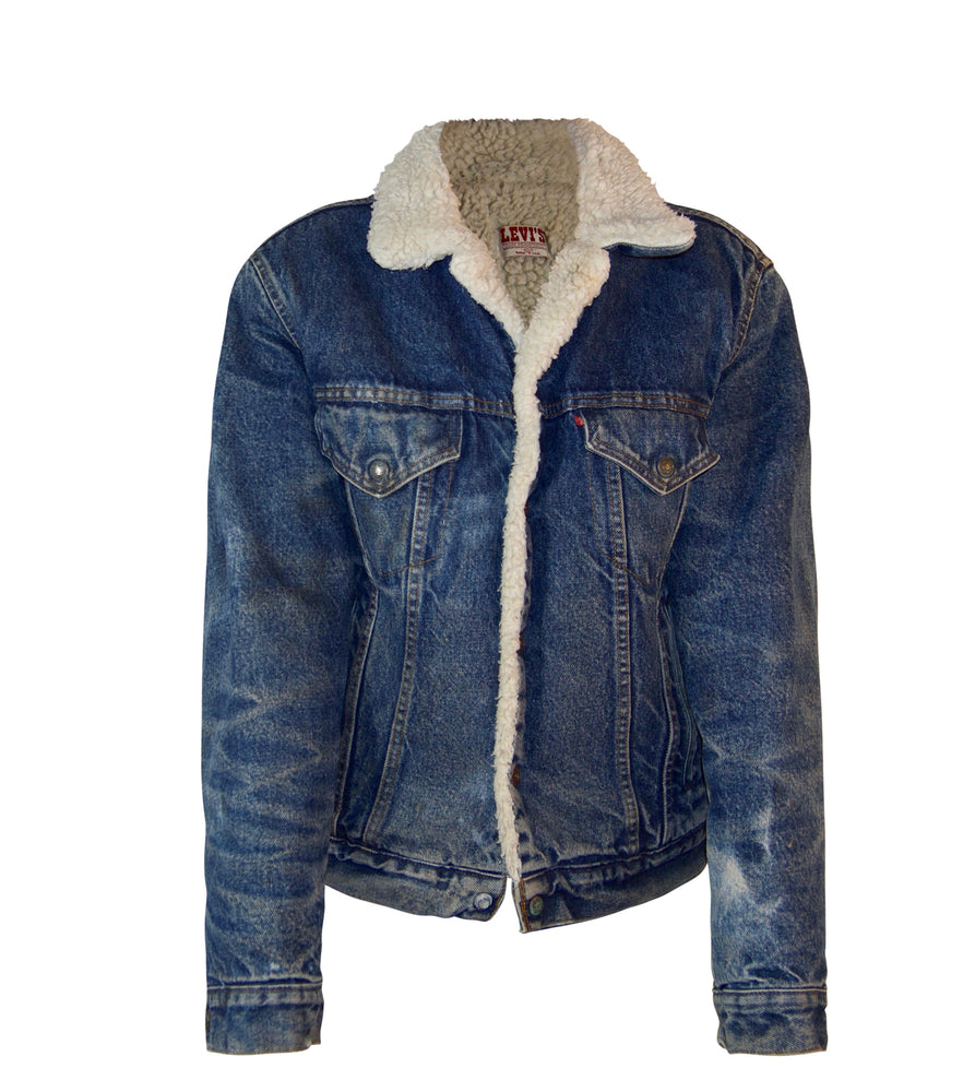 Denim Sherpa