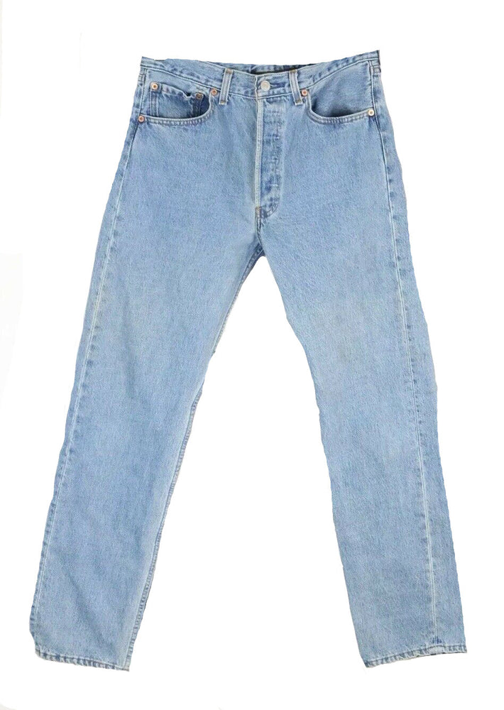 Levis High Waisted In Washed Out