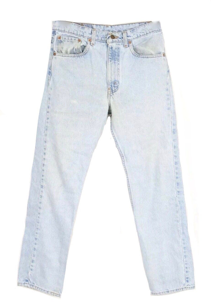 Levis High Waisted Light