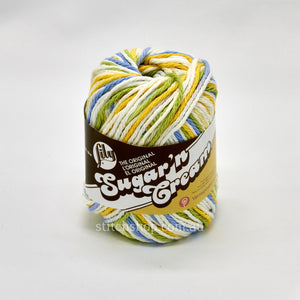 Sugar'n Cream Dishcloth Cotton