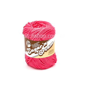 Sugar'n Cream Dishcloth Cotton - Pretty in Pink (057355466685)