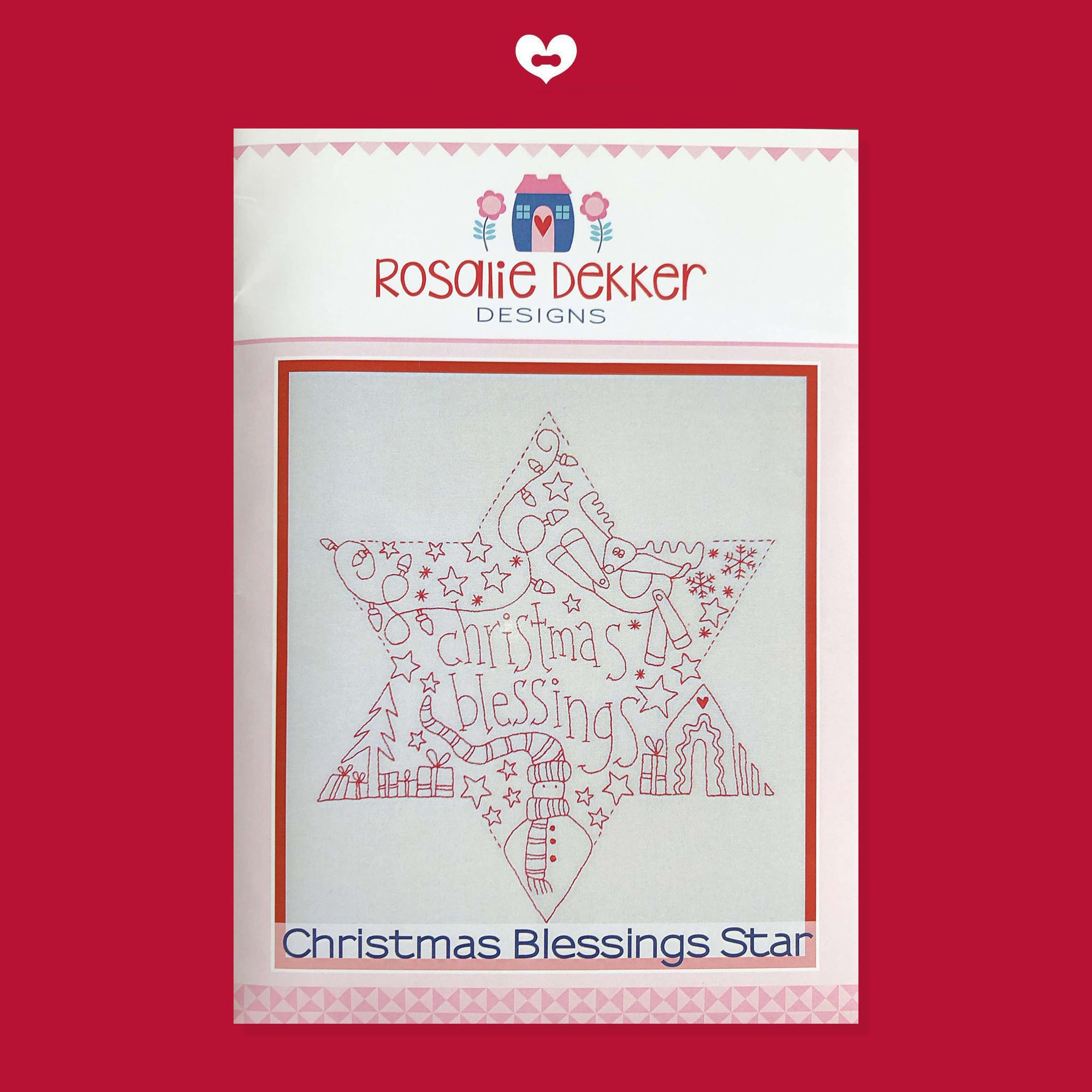 Christmas Blessings Star - Default Title (0750343818762)