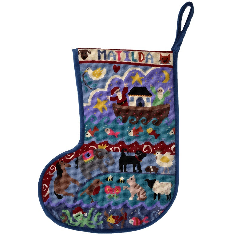 Noah's Christmas Stocking